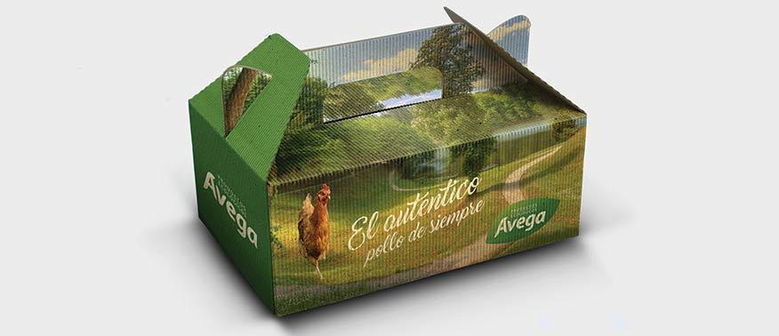 Packaging Avega