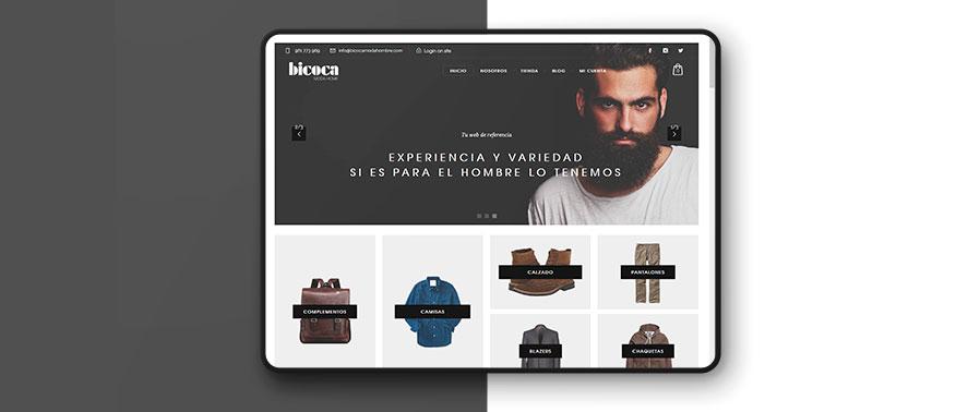 Tienda Online Bicoca